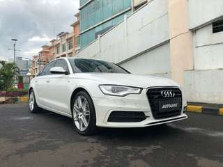 Audi A6 S-Line Package
