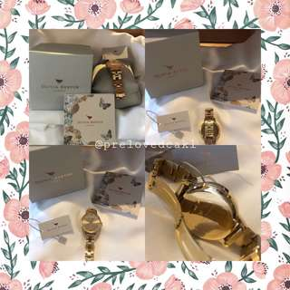 Midi Dial Gold Bracele