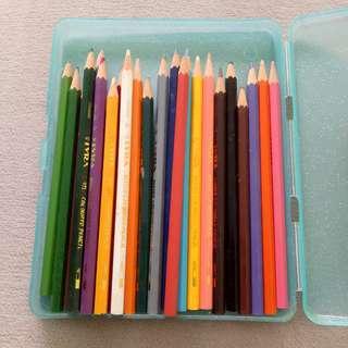 Lyra Water Colour Pencil
