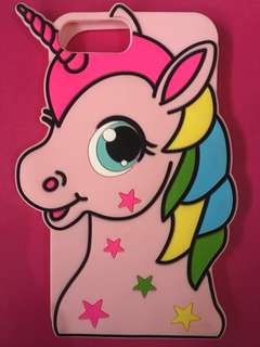 Case unicorn for Iphone 6s plus- #AFBakrie