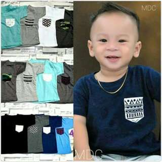 Tees for 1 to 5years old
