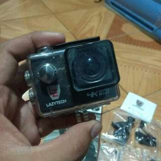 Lazytech Action Camera