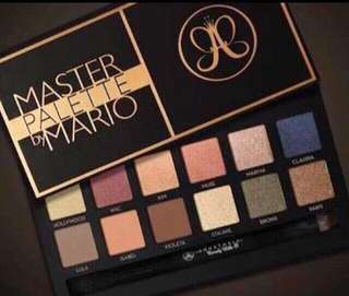 100% Authentic Anastasia Beverly Hills Master Palette by Mario