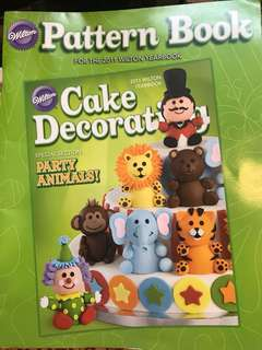 Wilton Pattern Book