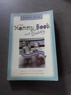 The Mommy and Daddy book