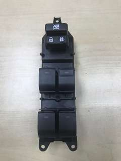 Toyota Driver Side Power Window Main Switch( Estima ACR50, Camry ACV40, Alphard ANH20, Vellfire G20, Premio & Allion )