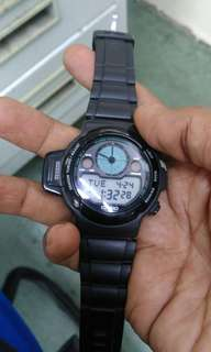 Casio cpw 110-#vintage