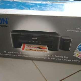 Printer and copy