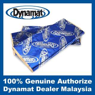 Dynamat Superlite Sound Damping