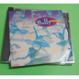 CD BELLY : STAR ALBUM (1993) TANYA DONELLY THROWING MUSES ALTERNATIVE