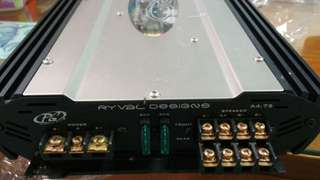 Phoenix Gold Ryval Design A4.75 Amplifier