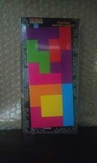 Tetris Flexible Magnet Sheet