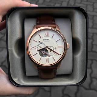 Fossil Watch leather