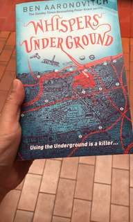 Whispers Underground by Ben Aaronovich