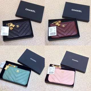 Chanel Cruise Small Coins Wallet