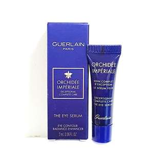 Guerlain Orchidee Imperiale Exceptional Complete Care The Eye Serum - Eye Contour Radiance Enhancer 2ml