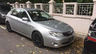 Subaru Impreza 5D 1.5 Auto R