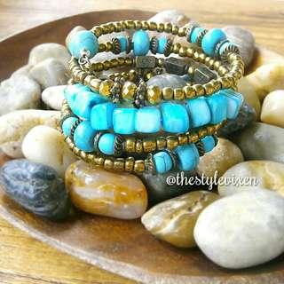 Keisha Wrap Bracelet
