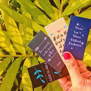 Personalized Magnetic Bookmarks