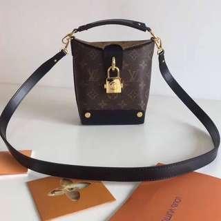 Louis Vuitton Bento Box Bag
