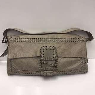 🈹Fendi Leather Handbag