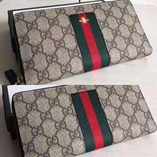 Gucci Supreme Purse