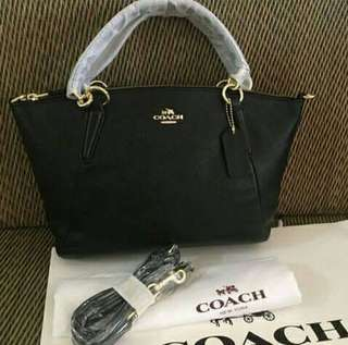 AUTHENTIC F34494 COACH KELSEY SATCHEL BAG