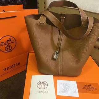 👍🏻BEST SELLING Hermès Picotin Bag