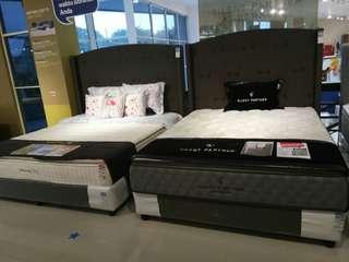 Tempat tidur silent partner bisa kredit