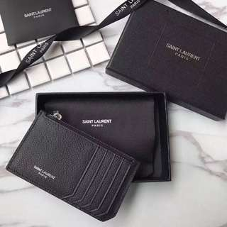 Saint Laurent Card Holder Wallet