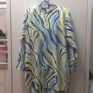 Baju Kurung Moden butik sireh pinang