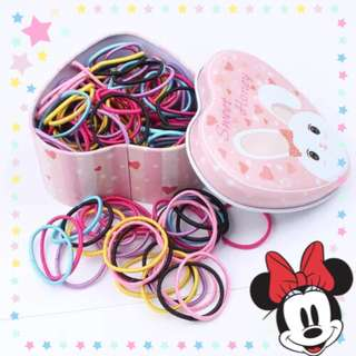 Kids Hair Band - Tin(儿童头发橡皮筋)