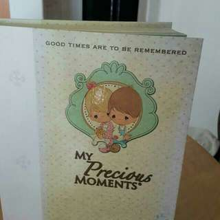 New Precious Moments Box Notes
