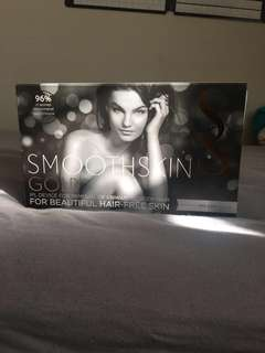 Smoothskin Gold IPL Hair Removal Device