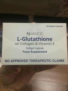 NHANCE L-GLUTATHIONE WITH COLLAGEN