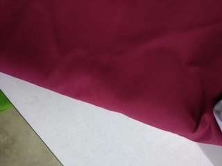 Purple maroon cotton mix fabric