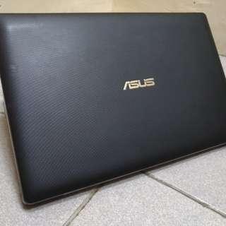 Laptop Desain Asus x201 Ram 4gb Mulus No minus no ngeleg siap pakai