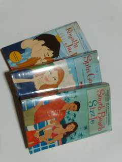 Asstd Romantic Comedy books