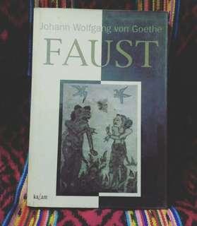Faust Karya Wolfgang Von Goethe