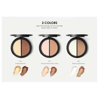 FOCALLURE FA-05 HIGHLIGHT CONTOUR PALETTE