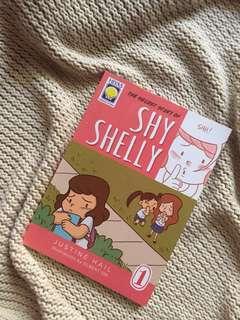 Shy Shelly By Justine Hail