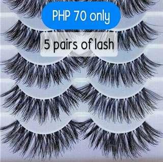 High Volume False eyelashes