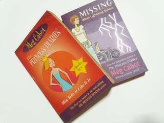 Meg Cabot books