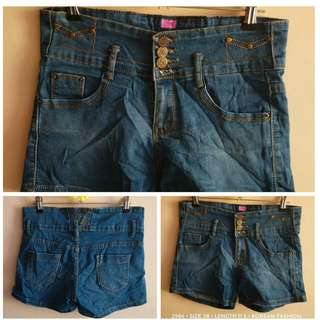 2984 DENIM SHORTS