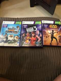 Xbox 360 Games Kinect