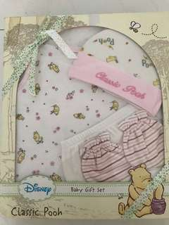 Disney 4pcs Baby Gift Set