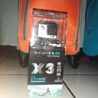 Kamera Action Cam B-Care X3 Wifi