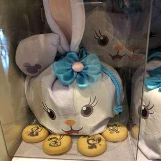 香港迪士尼Stellalou索繩袋連曲奇