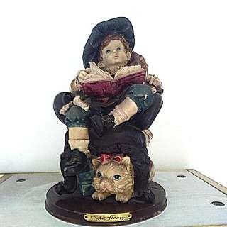 Patung boneka eropa