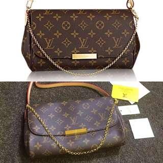 👍🏻BEST SELLING Louis Vuitton Favourite PM/MM